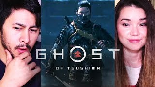 GHOST OF TSUSHIMA | Trailer & Interview Trailer | OUR REACTION!