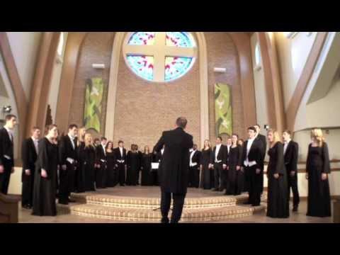 East Carolina University Chamber Singers - Good Night, Dear Heart