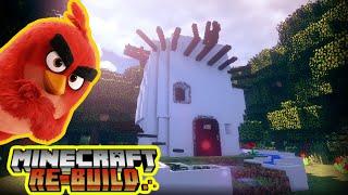 Red Bird House [ Angry Birds Movie 2 ] - Minecraft Re-Build (6)