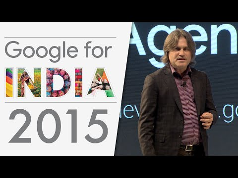 Enabling Indian Developers (Google for India Developer Track 2015)