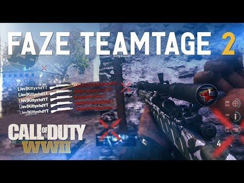 FaZe: WWII Teamtage #2