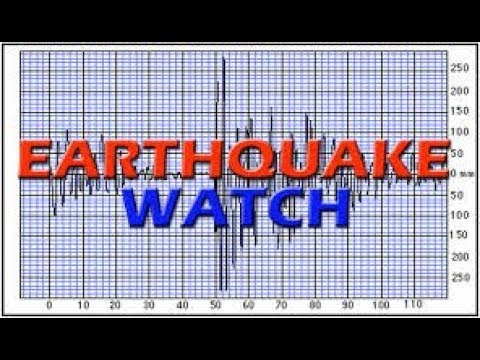 Live EarthQuake Stream