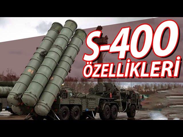 Ülkemize Gelmesi Olay Olan S400 Füzeleri Nedir? Nasıl Çalışır?(2DK'da Teknoloji)