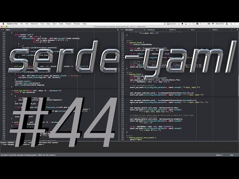 serde-yaml #44 [flow-sequence null handling]