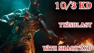 Paragon 4K Twinblast Rage with SharkZxD