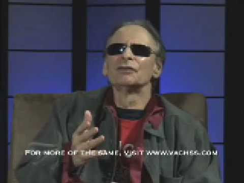 Andrew Vachss talks about how he became a published author