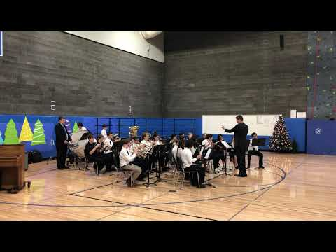 Maple View Middle School Advanced Band - Chant and Tribal Dance