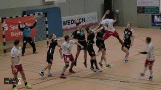 HaSpo Bayreuth – HSC Bad Neustadt, 1.Halbzeit (08.12.2018, Herren Bayernliga)
