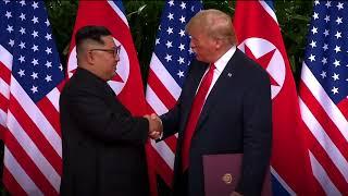 Трамп о Ким Чен Ыне: Крупная личность и очень умный. Хорошая комбинация
