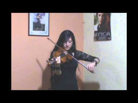 Cry For The Moon (Epica) - Violin cover