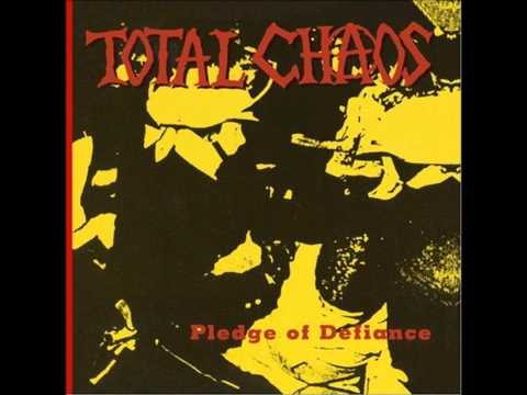 TOTAL CHAOS-RIOT CITY