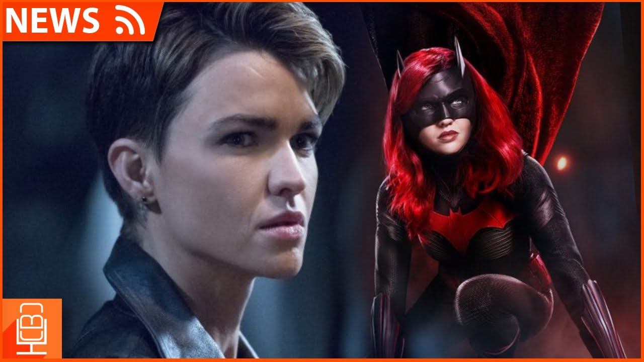 Download Real Reason Ruby Rose Quit Batwoman Revealed