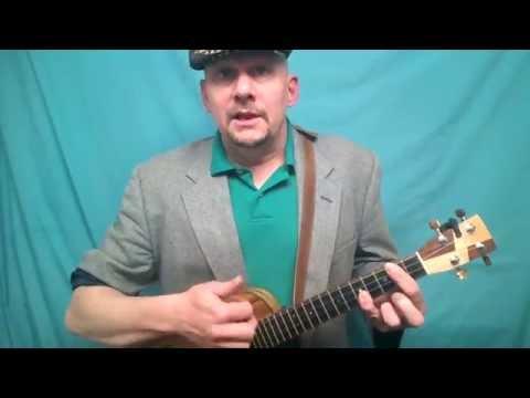 MUJ:  Rocky Road To Dublin (ukulele tutorial)