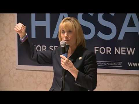 Full video: First debate between Kelly Ayotte, Maggie Hassan