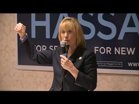 Full video: First debate between Kelly Ayotte, Maggie Hassan