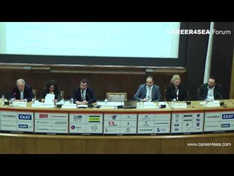CAREER4SEA Forum - Πάνελ 3 : Ναυτική Εκπαίδευση