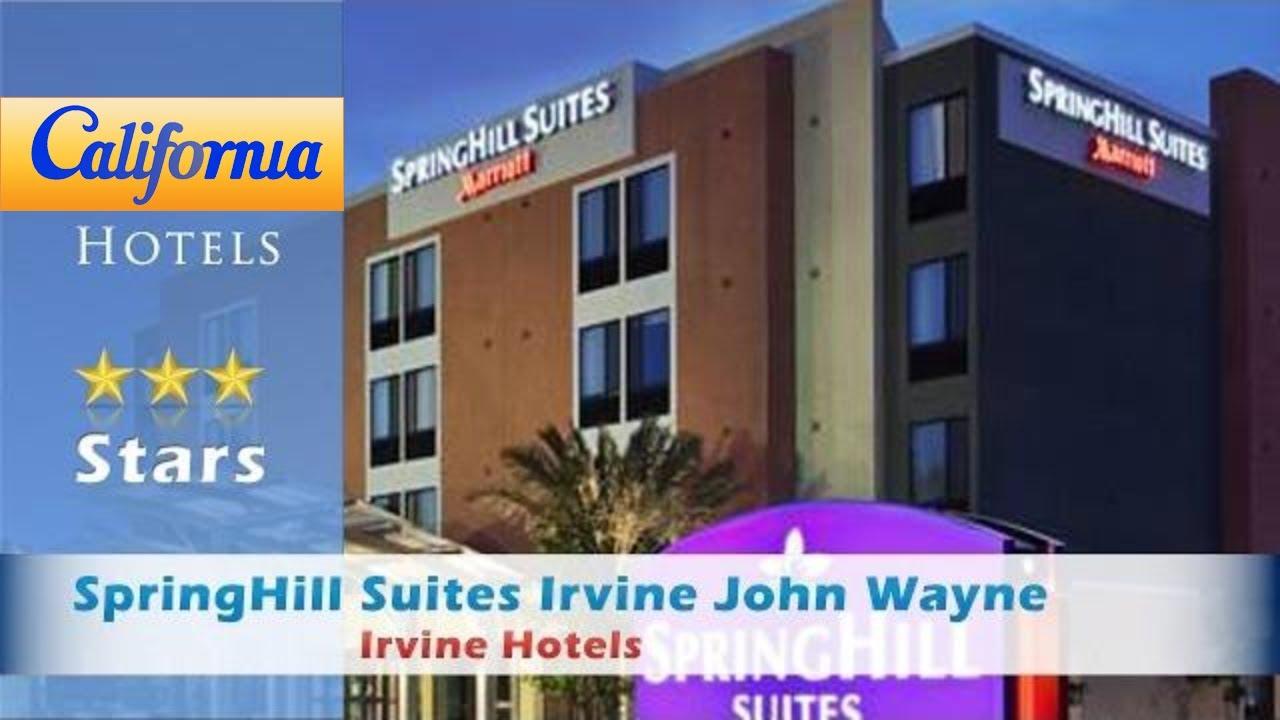 Hotels Close To John Wayne Airport