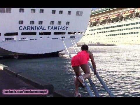 Pity, that Teen bikini on cruise ship