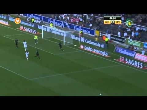 25J :: V. Guimarães - 1 x Sporting - 1 de 2010/2011