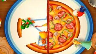 Mario Party: The Top 100 All Minigames - Yoshi vs Daisy vs Rosalina vs Mario (Master CPU)