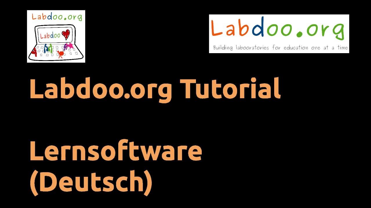 Labdoo Lernsoftware  De Software
