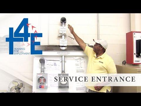 T4E - Service Entrance