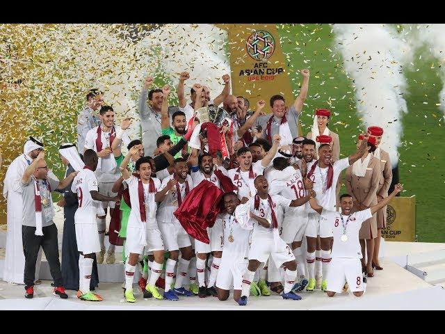 AFC Asian Cup UAE 2019: Qatar 3 Japan 1