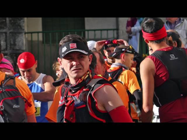 Trail Sierra de Gata. Un vídeo de U Lagartu Running