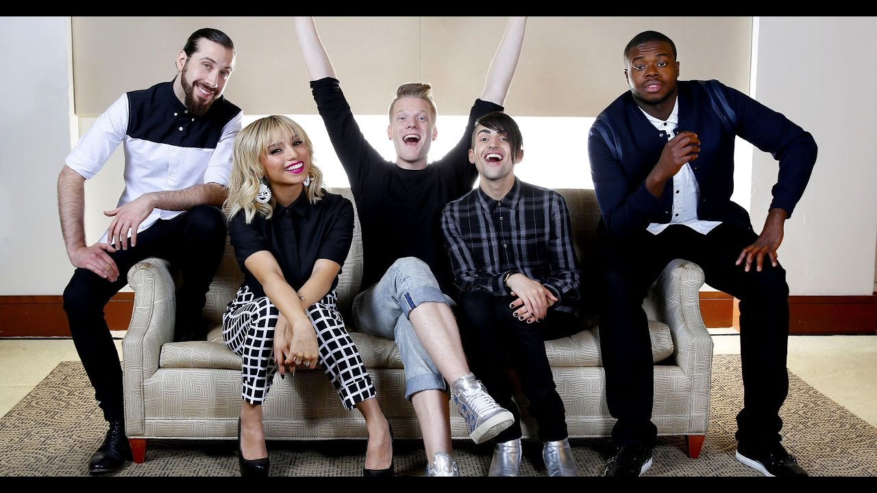 Pentatonix Christmas Youtube.Pentatonix White Christmas A Pentatonix Christmas Lyrics