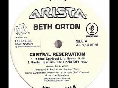 BETH ORTON - Central Reservation (Ibadan Spritual Life Remix)