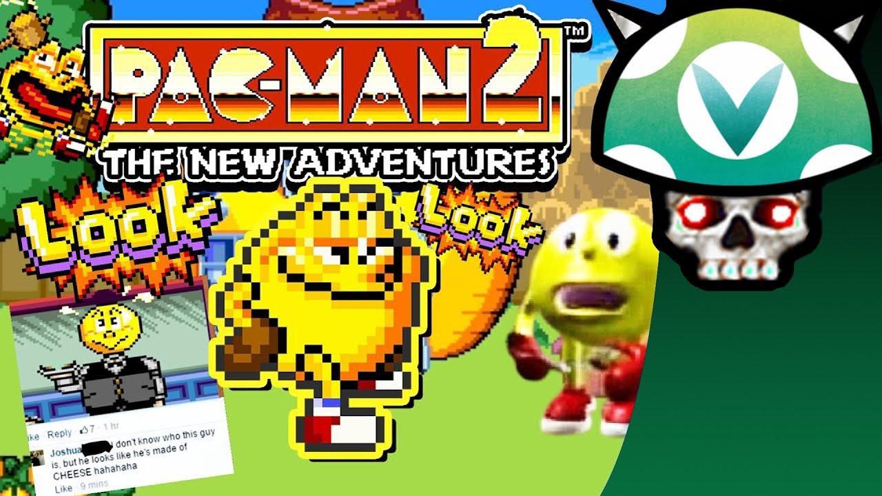 [Vinesauce] Joel - Pac-Man 2: The New Adventures