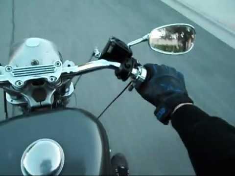 1967 Harley Davidson