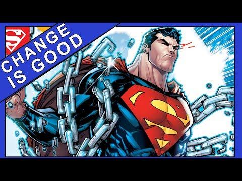 Change Is Good | Superman #45