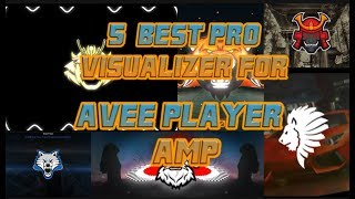 How to add Visualizer & Om 🕉️ to Avee player in Telugu