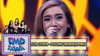 Gambar cover Goyang Seru! Yuk Potong Bebek Jomblo Bareng Cita Citata - DMD Tawa (23/10)