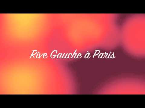 Alain Souchon - Rive Gauche - Paroles/Lyrics