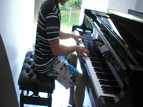 Michael Jackson - We Are The World piano