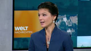 Sahra Wagenknecht: