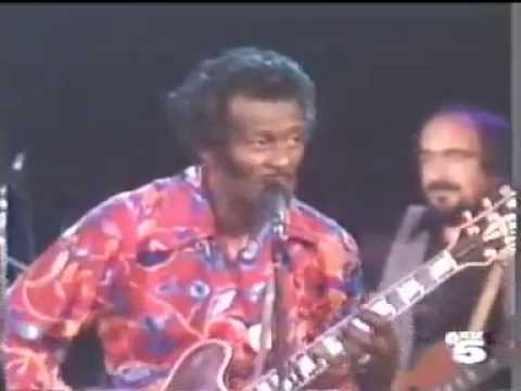 Chuck Berry - Johnny B. Goode (long version 5:01)