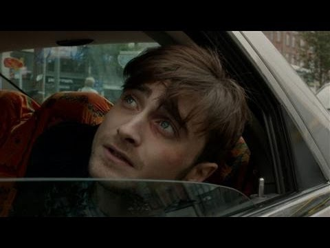 Daniel Radcliffe Discusses New Movie 'What If'