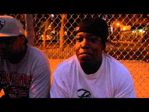 P-MONEY PT CARIBBEAN TV @ CONEY ISLAND HOUSES WITH LIL FAME FROM M.O.P