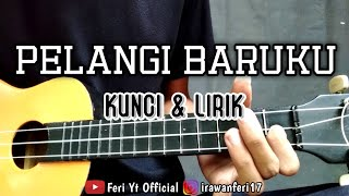 Download Pelangi Baruku - Dhyo Haw (Kunci & Lirik) cover kentrung ukulele by Feri Yt Official