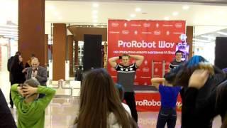 ПроРоботШоу в магазине М-видео