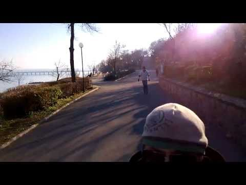 Rollerblade RB90 and Lumia 1020 in action-winter s
