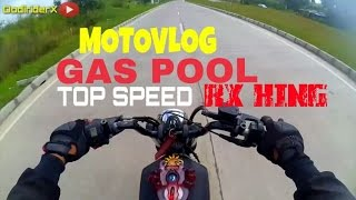RX king top speed gas pool