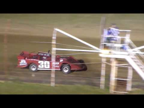 Dog Hollow Speedway - 06/08/19 RUSH Series Crate Late Model Feature Race