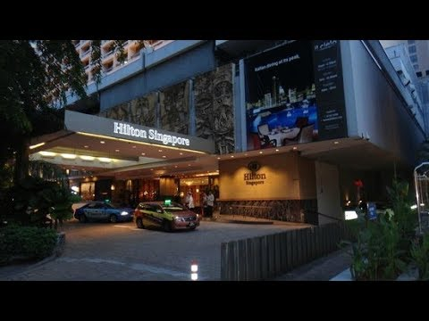 Hilton Singapore, Watch Before You Stay Here! A 5-star Hotel?