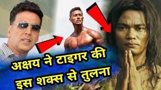 Akshay kumar comapare Tiger shroff with tony jaa, Akshay kumar Reaction on Baaghi 2,Akshay and Tiger