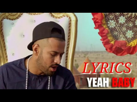 Garry Sandhu - Yeah Baby lyrical song - Full Lyrics Video