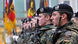 La NATO no Permite que el Ejército Aleman tenga equipamientos básicos Por TEMOR A QUE SE REBELEN